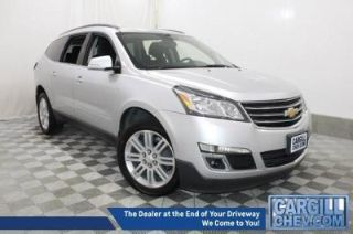 Used 2013 Chevrolet Traverse LT in Putnam, Connecticut