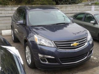 Used 2013 Chevrolet Traverse LT in Redford, Michigan