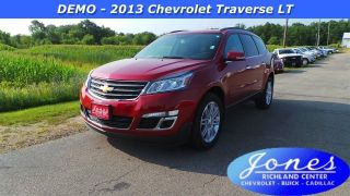 Used 2013 Chevrolet Traverse LT in Richland Center, Wisconsin