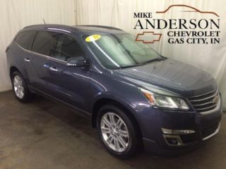 Used 2013 Chevrolet Traverse LT in Gas City, Indiana