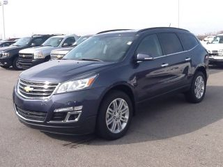 Used 2013 Chevrolet Traverse LT in Plainfield, Indiana