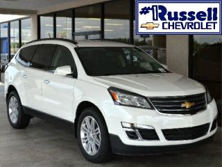 Used 2013 Chevrolet Traverse LT in Omaha, Nebraska