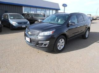 Used 2013 Chevrolet Traverse LT in Dalhart, Texas
