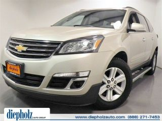 Used 2013 Chevrolet Traverse LT in Forest City, Iowa