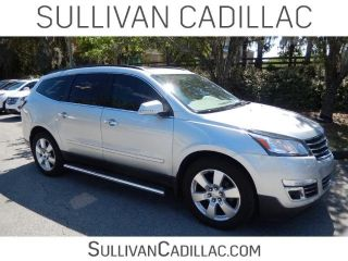 Used 2013 Chevrolet Traverse LTZ in Wesley Chapel, Florida