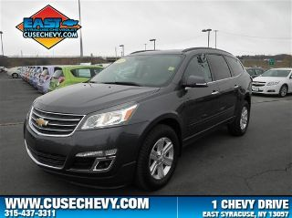 Used 2013 Chevrolet Traverse LT in Syracuse, New York