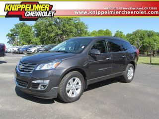 Used 2013 Chevrolet Traverse LT in Blanchard, Oklahoma