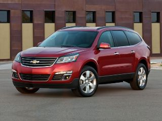 Used 2015 Chevrolet Traverse LT in La Grange, Kentucky