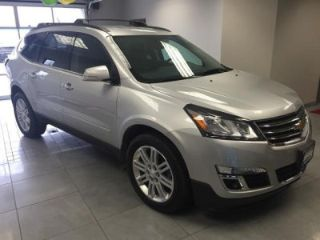 Used 2013 Chevrolet Traverse LT in Batavia, New York