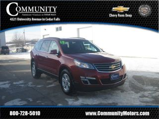Used 2013 Chevrolet Traverse LT in Rockville, Maryland