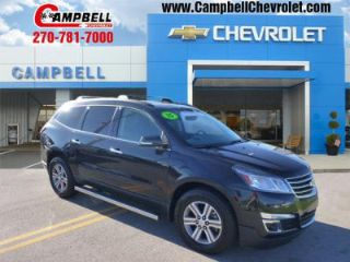 Used 2015 Chevrolet Traverse LT in Bowling Green, Kentucky
