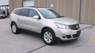 Used 2013 Chevrolet Traverse LT in Geneseo, Illinois
