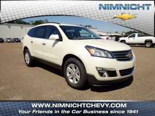Used 2013 Chevrolet Traverse LT in Jacksonville, Florida