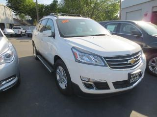 Used 2013 Chevrolet Traverse LT in Colusa, California