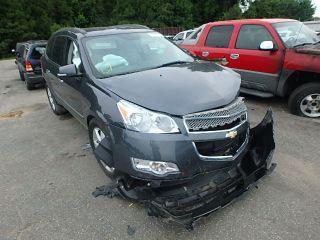 Chevrolet Traverse LTZ 2012