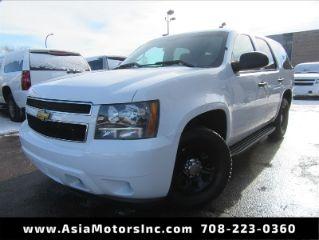 Chevrolet Tahoe Police 2014