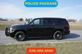 Chevrolet Tahoe Police 2011