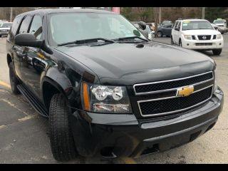 Chevrolet Tahoe Police 2013