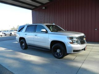 Used 2016 Chevrolet Tahoe Commercial in Red Springs, North Carolina