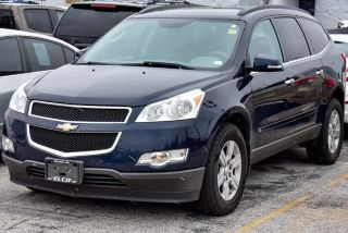 Chevrolet Traverse LT 2010