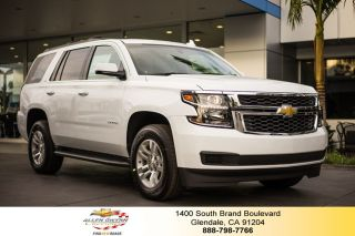 Used 2016 Chevrolet Tahoe LS in Glendale, California