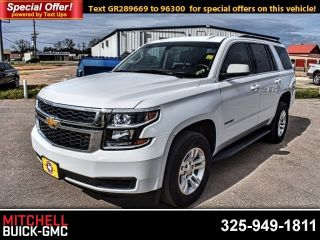 Used 2016 Chevrolet Tahoe LS in San Angelo, Texas