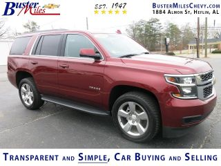 Used 2016 Chevrolet Tahoe LS in Huntsville, Alabama