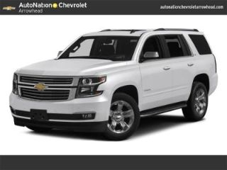 Used 2016 Chevrolet Tahoe LTZ in Peoria, Arizona