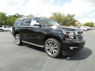 Used 2016 Chevrolet Tahoe LTZ in Estero, Florida