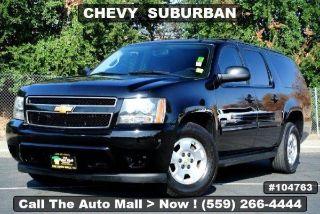 Chevrolet Suburban 1500 LS 2013
