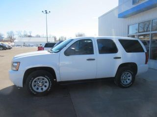 Chevrolet Tahoe Special Service 2013