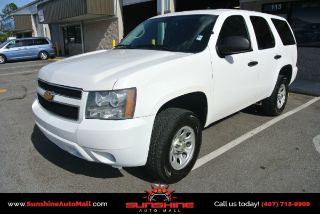 Chevrolet Tahoe Special Service 2012