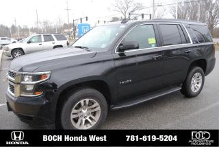 Used 2016 Chevrolet Tahoe LT in Westford, Massachusetts