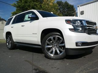 Used 2016 Chevrolet Tahoe LTZ in Seymour, Indiana