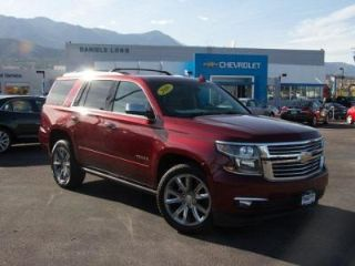Used 2016 Chevrolet Tahoe LTZ in Colorado Springs, Colorado