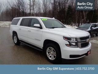 Chevrolet Suburban LS 2016
