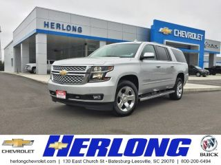 Chevrolet Suburban LT 2018
