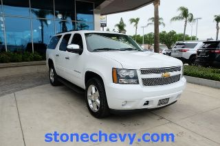 Used 2013 Chevrolet Suburban 1500 LT in Tulare, California