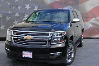Chevrolet Suburban Premier 2017