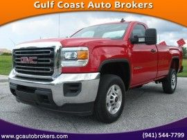 Used 2015 GMC Sierra 2500HD in Sarasota, Florida
