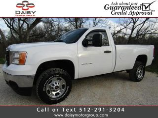 GMC Sierra 2500HD Work Truck 2012