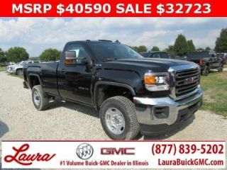 Used 2016 GMC Sierra 2500HD Base in Collinsville, Illinois