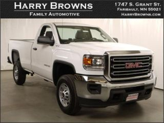 Used 2016 GMC Sierra 2500HD Base in Faribault, Minnesota