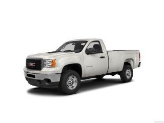 GMC Sierra 2500HD Work Truck 2013