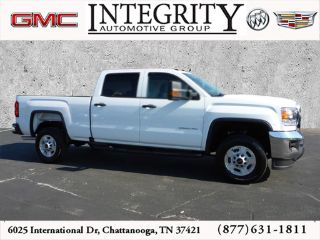 Used 2016 GMC Sierra 2500HD Base in Chattanooga, Tennessee