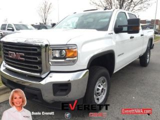 Used 2016 GMC Sierra 2500HD Base in Bentonville, Arkansas
