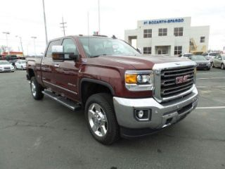 Used 2016 GMC Sierra 2500HD SLT in Topeka, Kansas