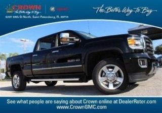 Used 2016 GMC Sierra 2500HD SLT in Tampa, Florida