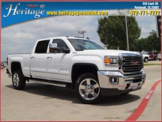 Used 2016 GMC Sierra 2500HD SLT in Rockwall, Texas