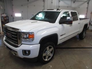 Used 2016 GMC Sierra 2500HD SLT in Hazel Green, Wisconsin